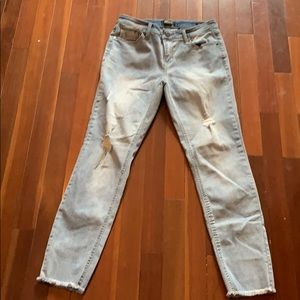 Buffalo David Bitton Jess Rip & repair skinny jean